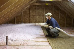 Mississauga insulation installer