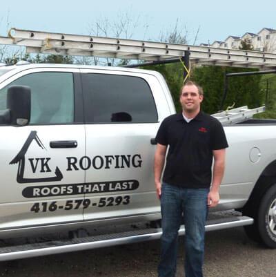 Roofing Expert Anthony Van Kooten
