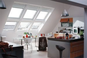 Skylights let in light and beautify your home