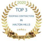 Top 3 Roofing Contractors for Halton Hills