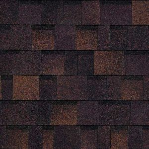 Brown Wood Shingle color swatch